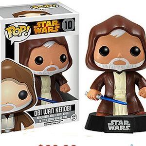 Funko POP! Star Wars Ben Kenobi Vinyl Bobble Head